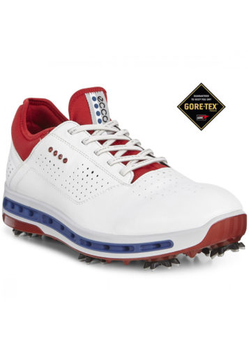 Ecco - Mens Cool Spikes Golfschuhe (Gore-Tex)