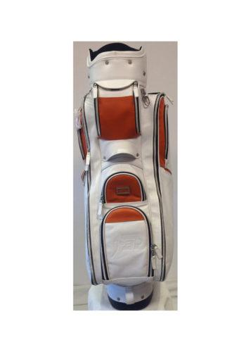 Joejo - SALSA Leder Kart Golfbag