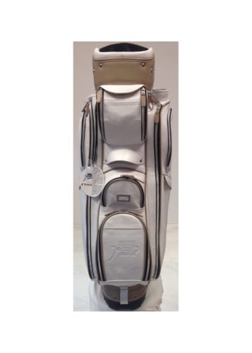Joejo - SALSA SOFT Leder Kart Golfbag