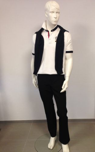 Alberto - Pitch Modern Fit Warm Up Golfhose