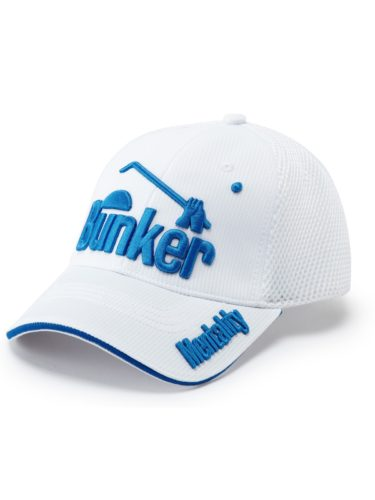 Bunker Metality - PLAYA Golf-Cap blau