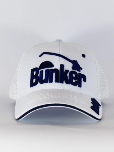 Bunker Metality - PLAYA Golf-Cap navy