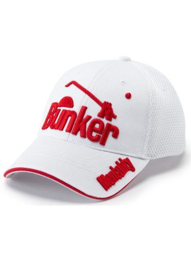 Bunker Metality - PLAYA Golf-Cap rot