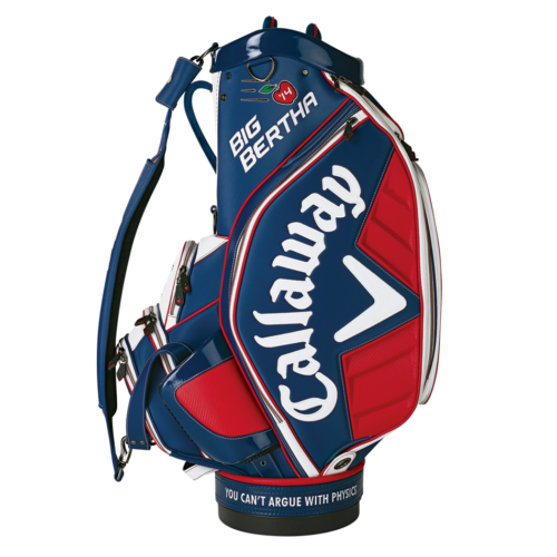 Callaway - BIG BERTHA Tour Authentic Staff Golfbag (Limited Edition)