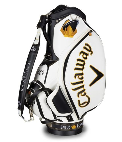 Callaway - The Open 2017 Major Tour Staff Golfbag (Limited Edition)