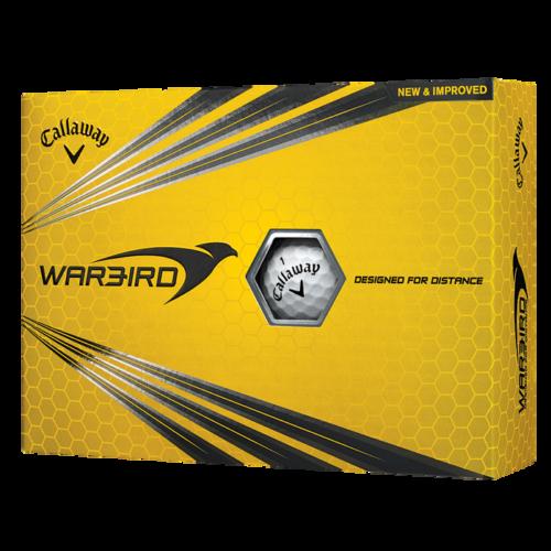 Callaway - WARBIRD Golfball Modell 2017 weiss (12-Pack)