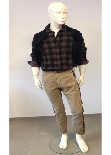 Barbone - LEXINGTON Hose mit Seiten-Streifen