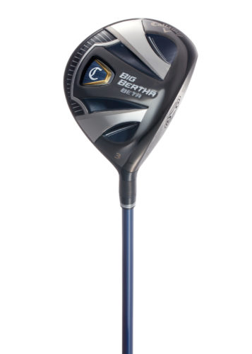 Callaway - Big Bertha Beta Fairway Graphite