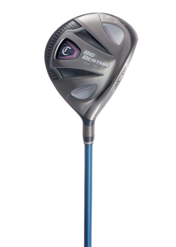 Callaway - Big Bertha Beta Ladies Fairway