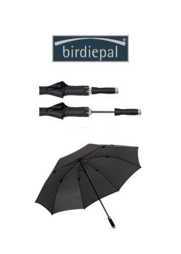 Birdiepal - Automatik Teleskop Regenschirm