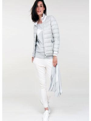 Juvia - Trouser mit farbiger Kordel