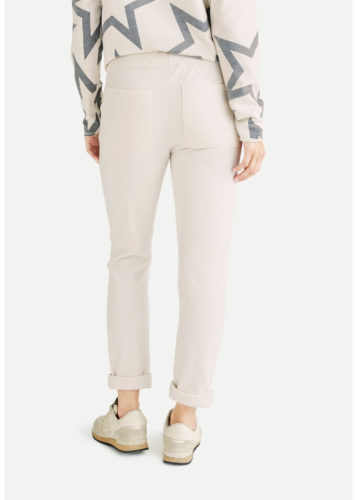 Juvia - Trouser mit gekrempeltem Saum