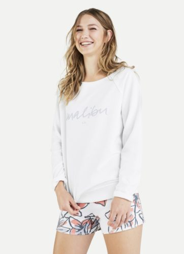 Juvia - MALIBU Fleece Sweater