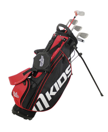 Masters Kids Golf - PRO Junior Stand Bag 135 cm - Komplettset 2017