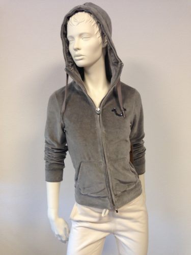 True Religion - HORSESHOE Kaputzenjacke