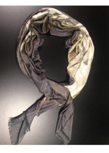 Rich & Royal - Damen Schal mit Sternen