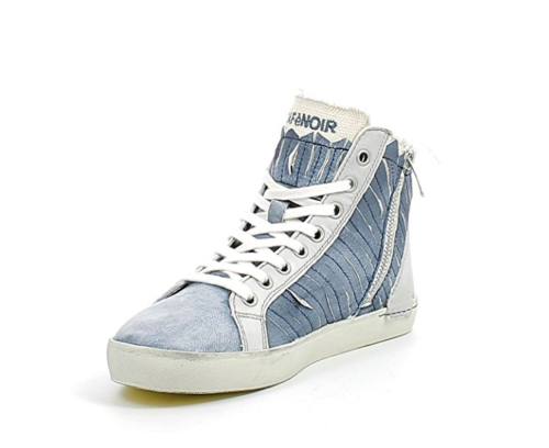 Cafè Noir - Sneaker mit Zip