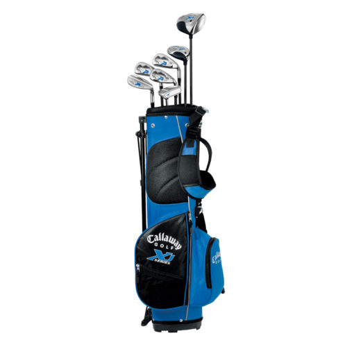 Callaway - X-SERIES Junior Standbag 5-8 Jahre - Komplettset Linkshand