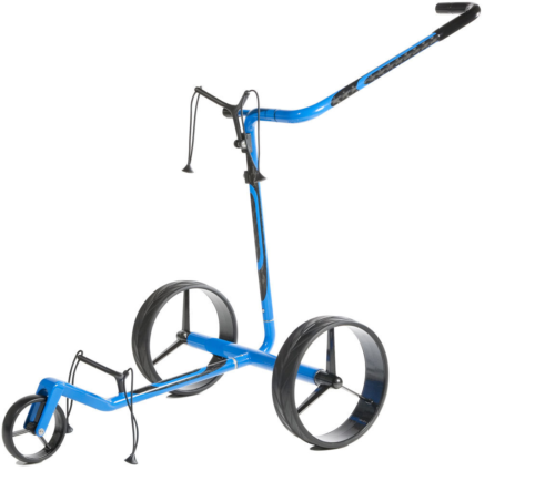 JuCad - CARBON TRAVEL E-Trolley