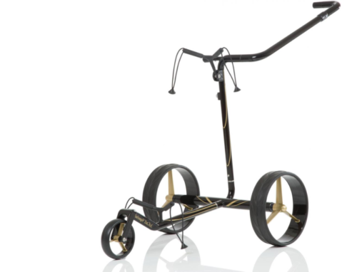JuCad - Special Carbon Trolley-Manuell