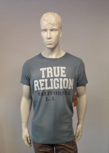 True Religion - T-Shirt mit True-Religion-Print