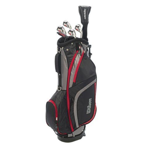 Wilson - PROSTAFF Stand Golfbag - Komplettset