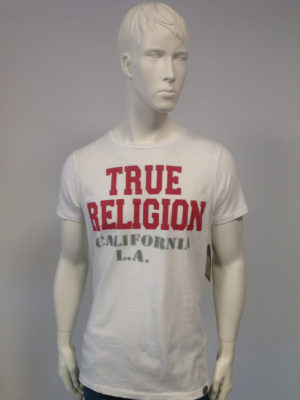 True Religion - T-Shirt True-Religion-Print