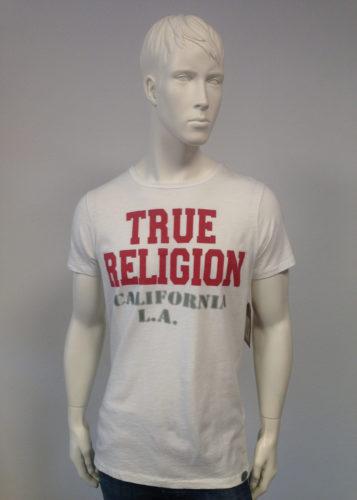 True Religion - T-Shirt True-Religion-Print