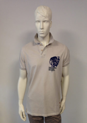 True Religion - Polo Indian-Print