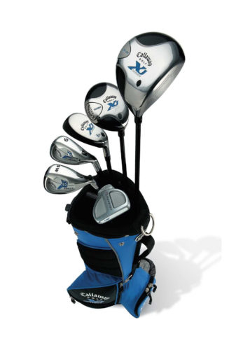 Callaway - X-SERIES Junior Set LH (5-8 Jahre)