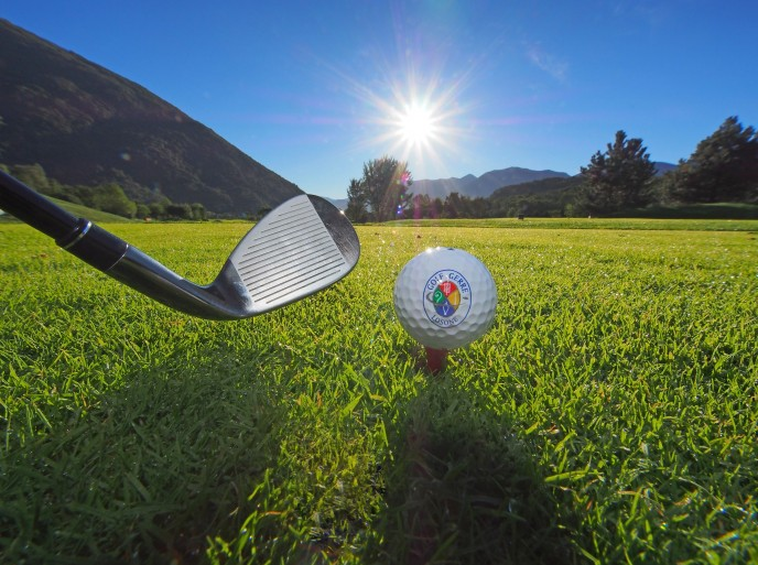 Fitting Day No. 1 Pro-Shop Golfplatz Losone