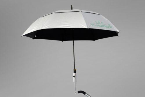PG-Powergolf - Regenschirm UV-Schutz