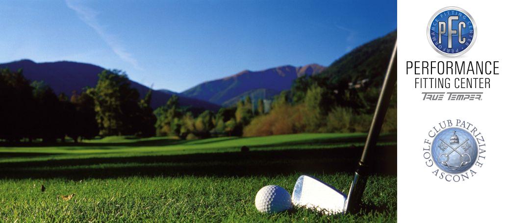 Fitting Day No. 1 Pro-Shop Golfplatz Ascona
