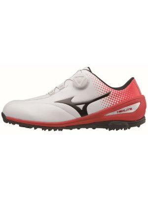 MIZUNO - Golfschuh weissrot NEXLITE004