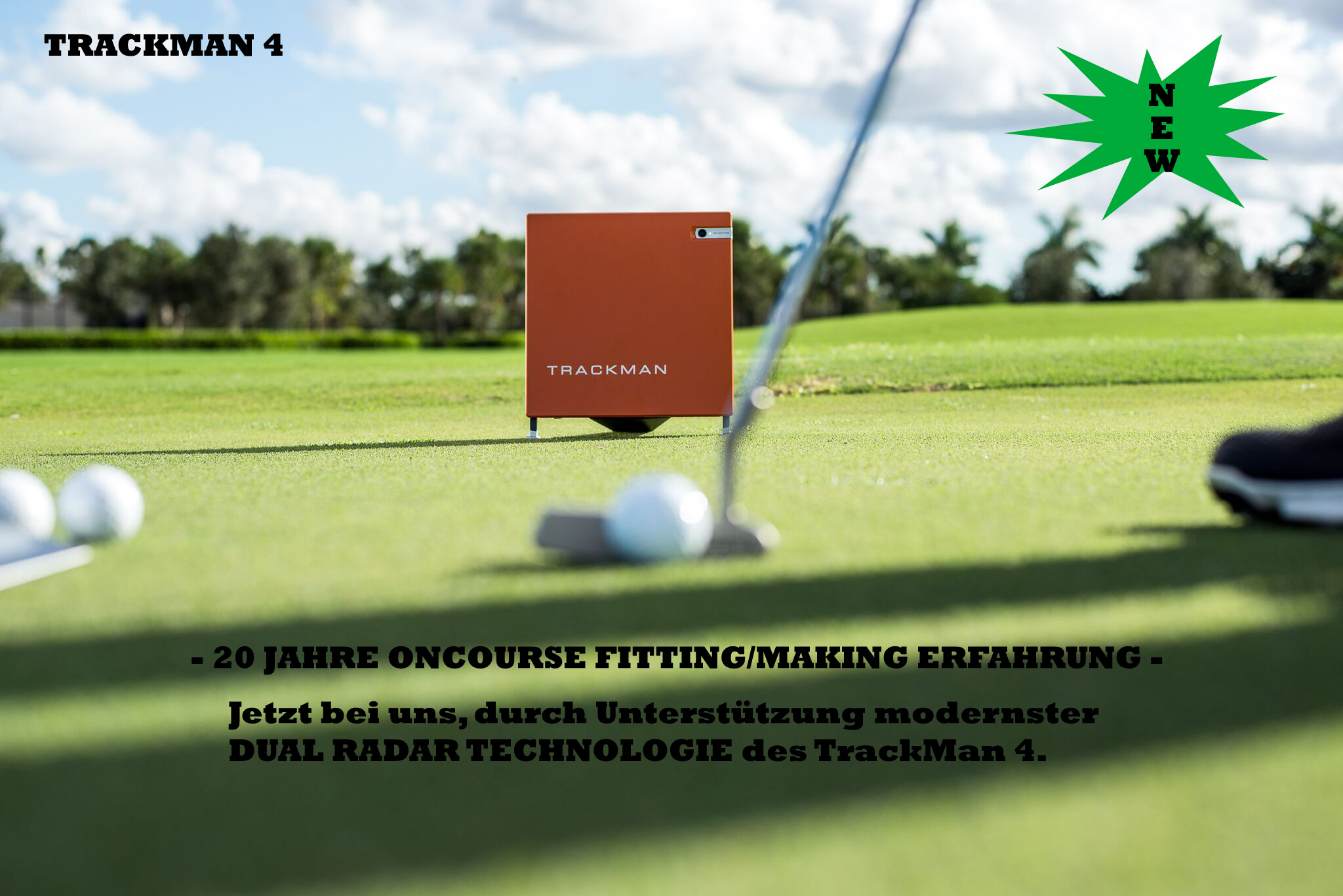 Fitting News Trackman 4