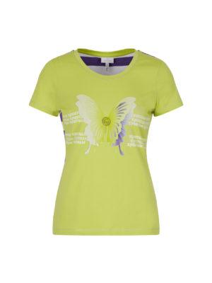 T-Shirt Papillon kurzarm - Sportalm