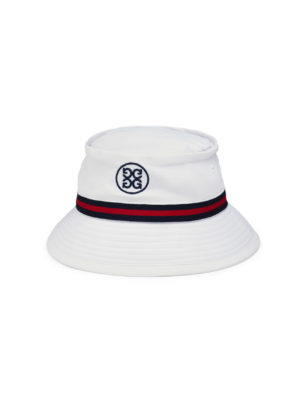 G/FORE - BUCKET HAT WHITE