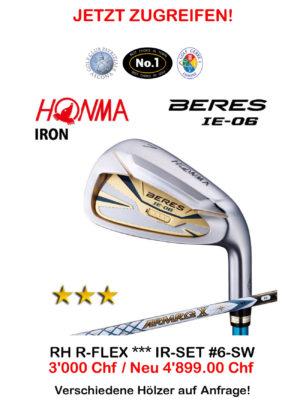 Honma - BERES IE-06 EISENSET