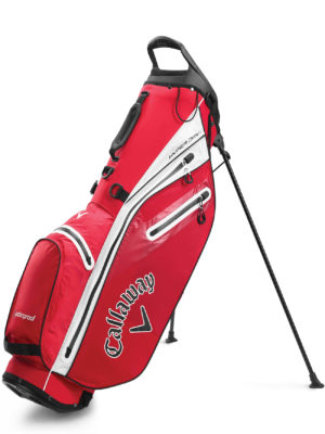 CALLAWAY - HYPER-DRY-C STAND red
