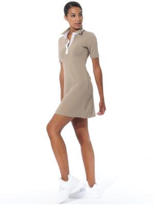 Kleid MERYL kurzarm - MDC