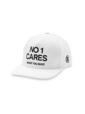 G/FORE - NO1-CARES SNAPBACK CAP
