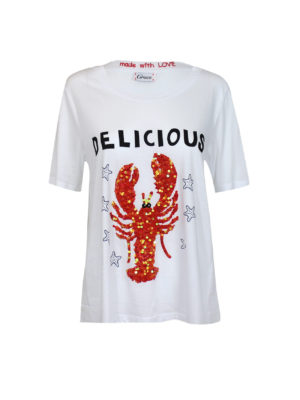 T-Shirt Delicious Hummer - Grace